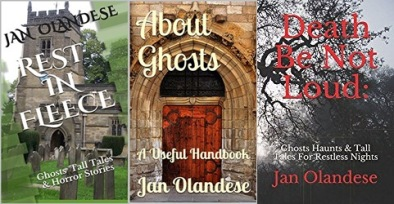 ghost book covers
